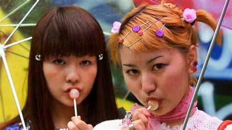 japans wild creative harajuku street style  dead long