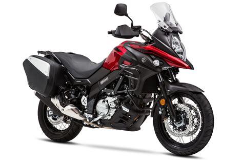 Suzuki V Strom 2019 by 2019 Suzuki V Strom 650xt Touring Guide Total Motorcycle