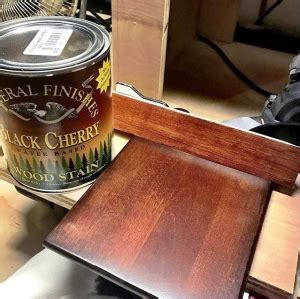 Water Based Wood Stain   General Finishes Design Center