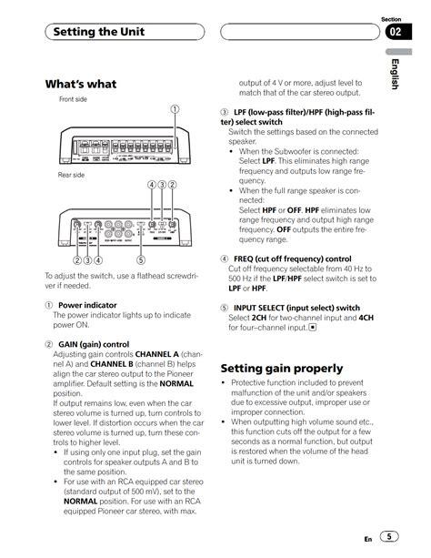 pioneer eeq mosfet 50wx4 wiring engine wiring diagram