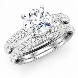 17 best images about wedding rings los angeles diamond With los angeles wedding rings