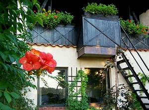 Winterharte Sträucher Für Balkon : sichtschutz verkleidungen f r den balkon ~ Markanthonyermac.com Haus und Dekorationen