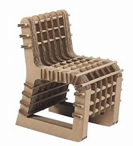 Meuble En Carton Design : mobiliers en carton colo et design galerie photos d 39 article 2 19 ~ Melissatoandfro.com Idées de Décoration