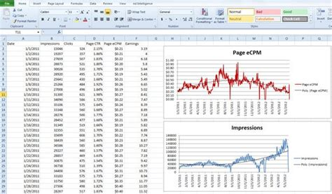 learn   insert  simple  chart  excel