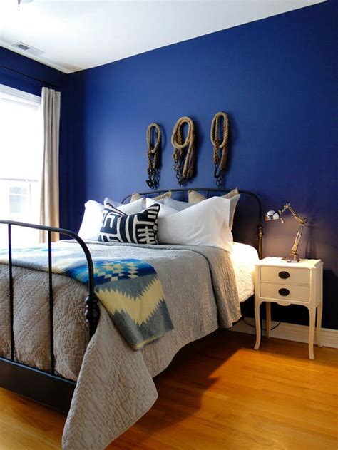 bold paint colors for small spaces 20 bold beautiful blue wall paint colors apartment therapy