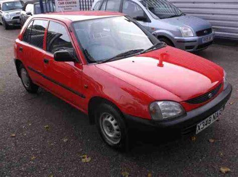 Daihatsu 2000 Charade 2000 Lxi Se Red 1.3 Low Insurance