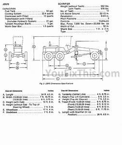 John Deere 570 570a Repair Manual  Motor Grader   U2013 Youfixthis