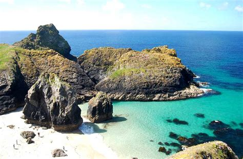 pictures of showers guest experience my 80th in kynance cove cornwall
