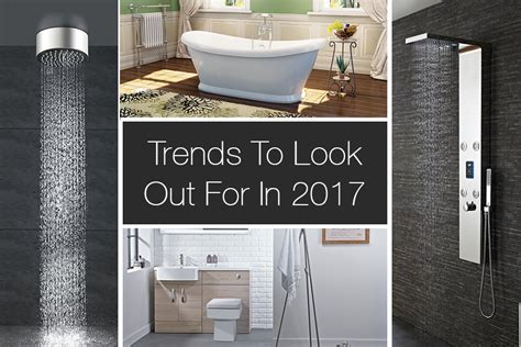 bathroom design 2017 trends to look out for bathshop321