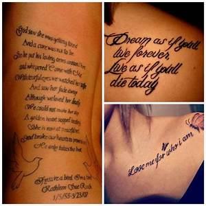 Phrase Tatouage Sur La Force : modele phrase tatouage ~ Melissatoandfro.com Idées de Décoration