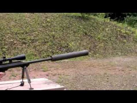50 Bmg Suppressor by 50 Bmg F1 Suppressor
