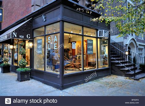 retail store    business upper east side  york city stock photo  alamy