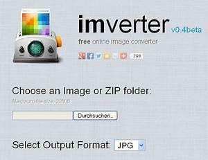 Videos Online Konvertieren : imverter bilder kostenlos in verschiedene formate umwandeln ~ Orissabook.com Haus und Dekorationen