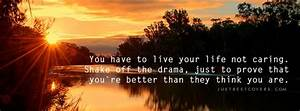 Facebook Cover Photos With Quotes About Life – WeNeedFun