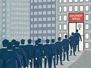 Unemployment Amid Economic Upturn
