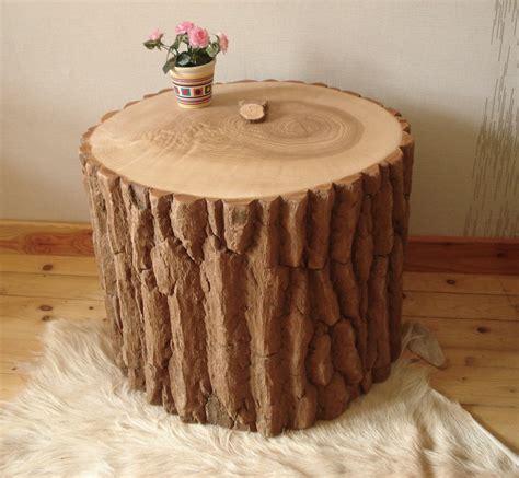 Baumscheiben Längsschnitt Kaufen by Baumstamm Tisch Kaufen Interesting Oben Der