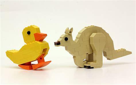 Easy To Build Zoo Animals Pt 2 (elephant, Tropical