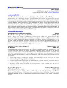 exle of a well written resume resume format pdf