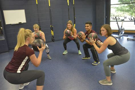 Group Exercise : Department of Campus Recreation : Texas ...