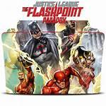 Icon Folder Justice League Flashpoint Paradox Deviantart