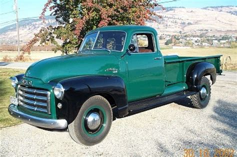 january 2016 truck of the month 1953 gmc 1 ton jim truck parts chevrolet