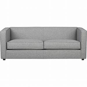 Sofas for small spaces southendstyle for Grey felt sectional sofa