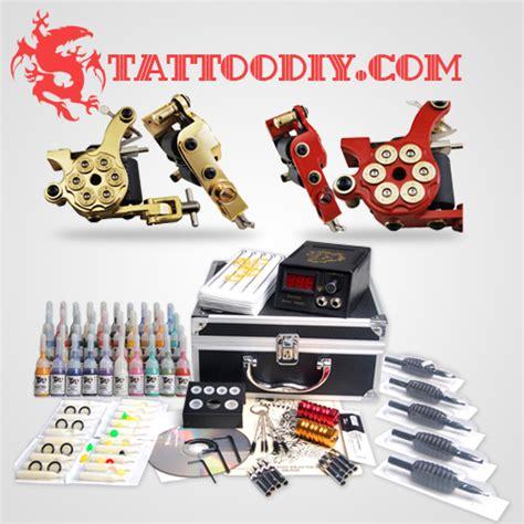 Tattoo Kits For Sale Now At TattooDIY.com