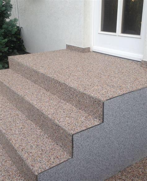 Steinteppich Treppe Außen steinteppich treppe mx protec