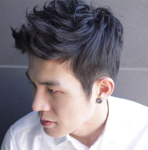 Hairstyle of the Week #18: Stylish Mid Length Perm ? His