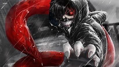 Ghoul Tokyo Kaneki Anime Ken Re Character