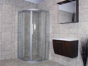 Duschkabine 90x90 Viertelkreis Radius 550 : viertelkreis duschkabine 90x90 duschabtrennung runddusche radius 500 esg dusche ebay ~ Watch28wear.com Haus und Dekorationen