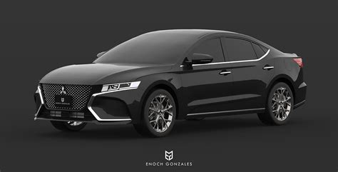 Mitsubishi Space 2020 by 2020 Mitsubishi Galant Visualize Rebirth Of Mid Size Sedan