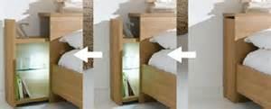 Tete De Lit Avec Rangement Integre : meuble tete de lit rangement design en image ~ Teatrodelosmanantiales.com Idées de Décoration