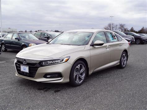2019 New Honda Accord Sedan Ex-l 2.0t Automatic At Honda