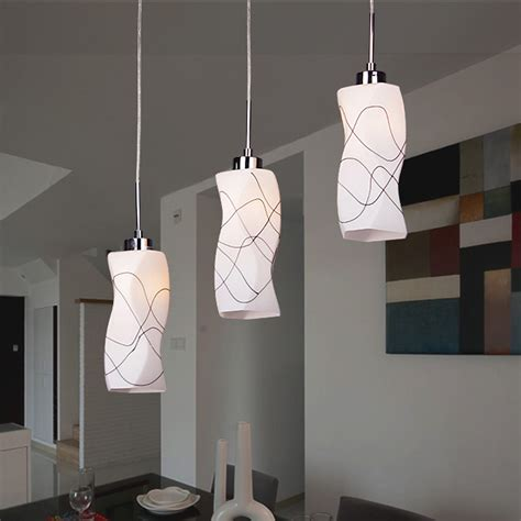 how to hang pendant lights modern glass chandelier ceiling pendant fixtures light
