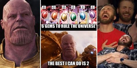 25 Avengers Memes That Show Thanos Is Doomed