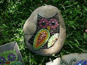 Mosaik Selbst Gestalten : mosaik basteln stein mosaik im garten ~ Articles-book.com Haus und Dekorationen