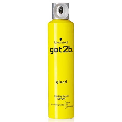 storage chest furniture schwarzkopf got2b blasting freeze spray 300ml hair care