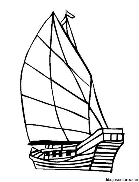 Dibujo Barco De Vela by Dibujos De Barcos