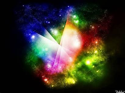 Rainbow Galaxy Wallpapers Backgrounds Wallpaperaccess