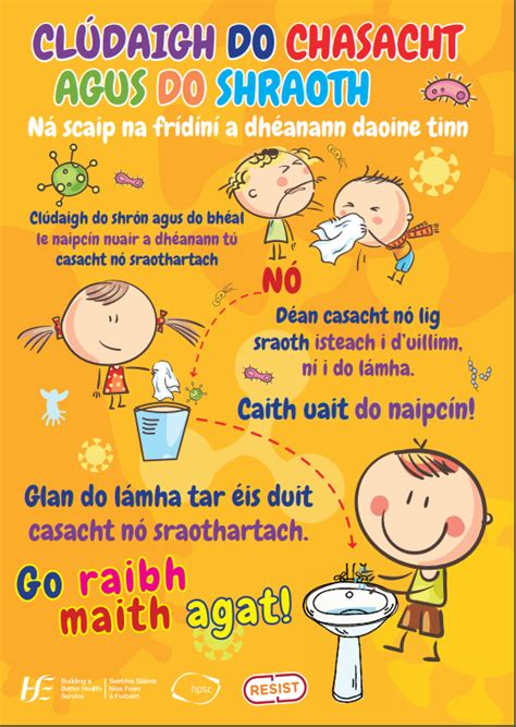 hse covid  posters   laois county