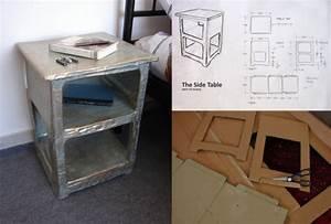 Nachttisch Selber Bauen : kreative m bel selber bauen 32 upcycling ideen ~ Lizthompson.info Haus und Dekorationen