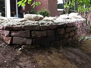Natursteinmauern Im Garten : natursteinmauern kandler garten landschaftsbau g ttingen bovenden ~ Sanjose-hotels-ca.com Haus und Dekorationen