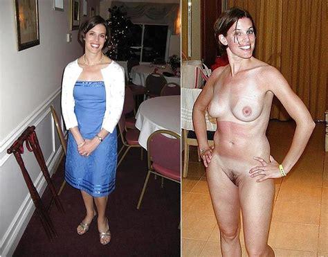 Mature Moms Dressed Undressed 18 Pics