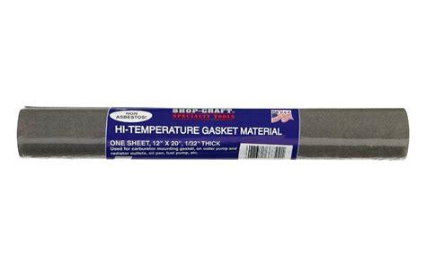Shop Craft 37722 High Temperature Gasket Material, 12