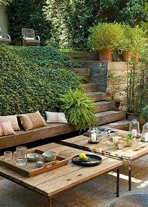 les 25 meilleures idees concernant amenager sa terrasse With superb amenagement terrasse piscine exterieure 15 les 25 meilleures idees concernant amenagement paysager