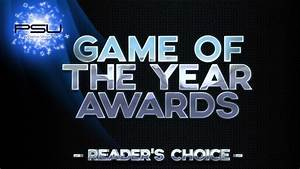 PS4 Game Of The Year Awards 2018 - The Best Games As Voted ...