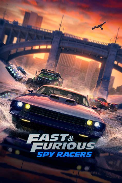 Fast And Furious Les Espions Dans La Course Série En