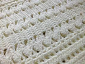 Soft Baby Blanket Crochet Pattern