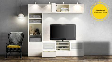 Kleine Wohnwand Ikea by Ikea Wohnwand Best 197 Ein Flexibles Modulsystem Mit Stil